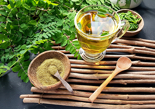 2 Ways Moringa Can Provide a Natural Beauty Boost