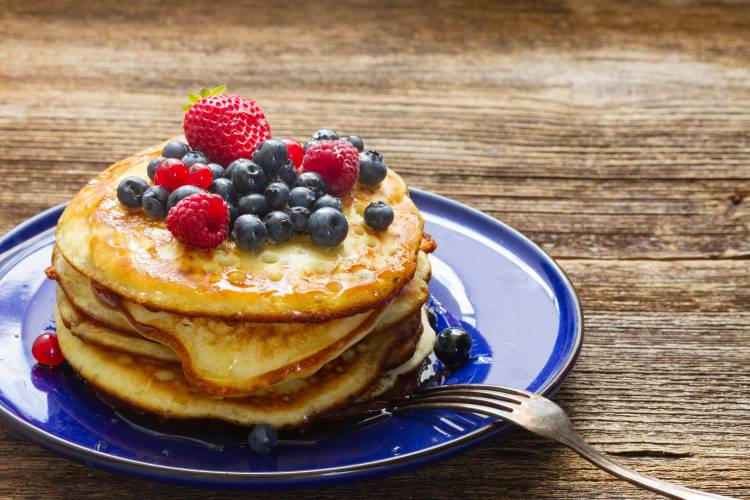 Bauchfreundliches Frühstück