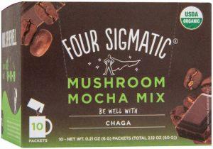 Café de setas, Caffè ai funghi