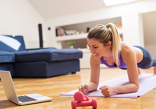 How to Get an Effective Workout at Home